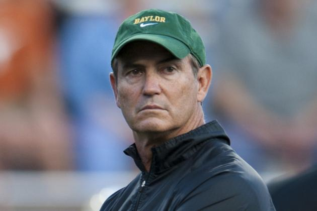 Baylor's Art Briles: Why Texas, TCU, Oklahoma State Have 'Leg Up'