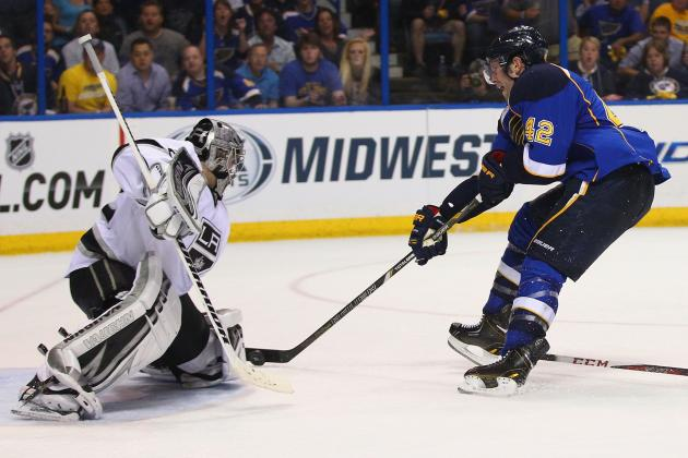 NHL Playoff Predictions 2013: Underdogs Poised to Make a Deep Stanley Cup Run