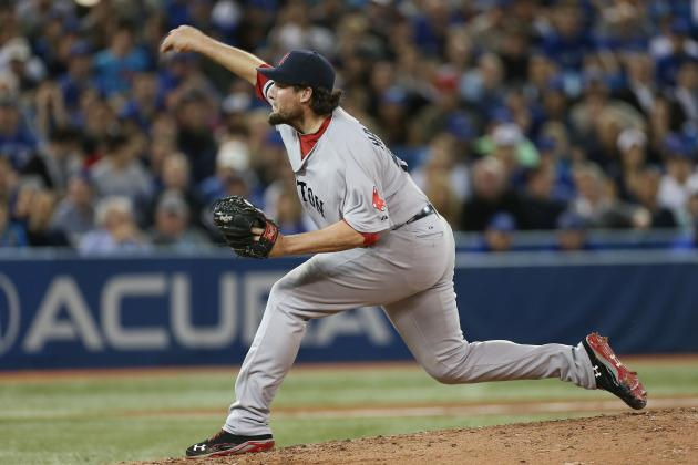 Bullpen Can't Hold Lead as Sox Fall 9-7 to Jays