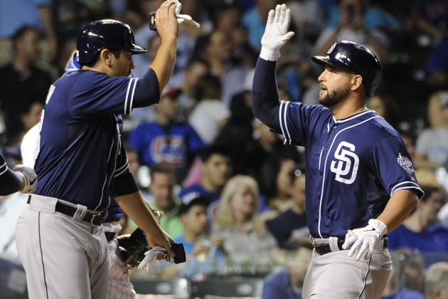 Padres' Quentin Continues Mastery of Cubs