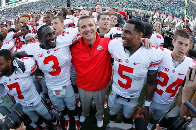 Ohio State Football: Will OSU Be the Preseason No. 1 in 2013?