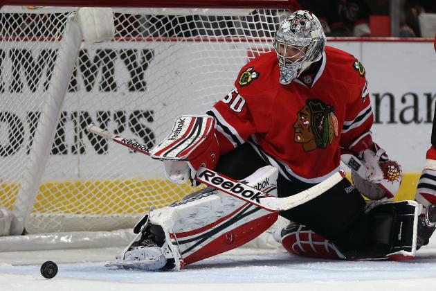 Wild vs. Blackhawks: Why Overtime Victory Was Critical for Corey Crawford