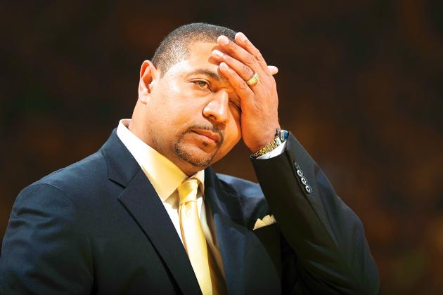 Warriors Coach Mark Jackson Says Nuggets Sent 'Hit Men' at Stephen Curry