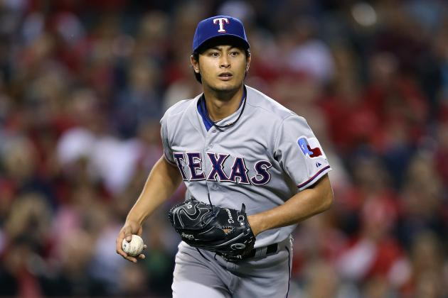 Darvish Gets 5th Win in April as Rangers Roll