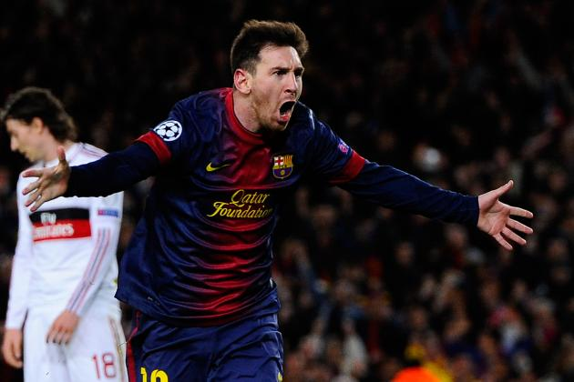 Champions League 2013: Best Individual Performances of Tournament Thus Far