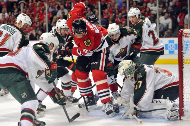 Wild vs. Blackhawks: Does Minnesota Have More Than a Puncher's Chance?