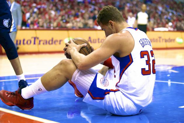 Blake Griffin Injury: Updates on Clippers Star's Ankle
