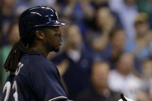 Weeks HR Slams Brewers Past Pirates Again