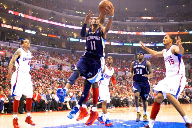 Grizzlies vs. Clippers Game 5: Live Score, Highlights and Analysis