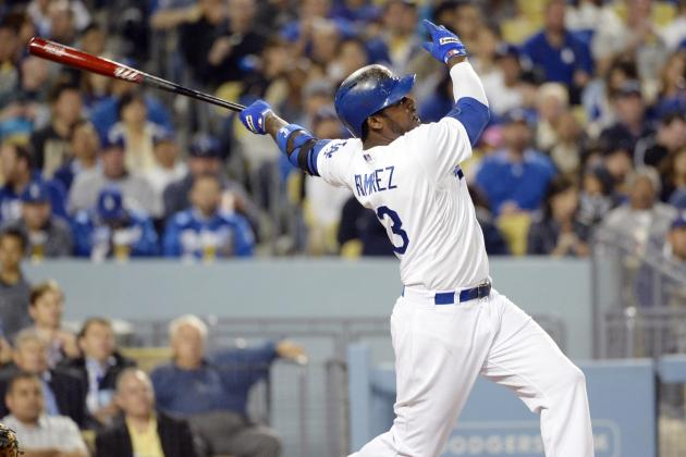 Ramirez Homers in Return as Dodgers Win