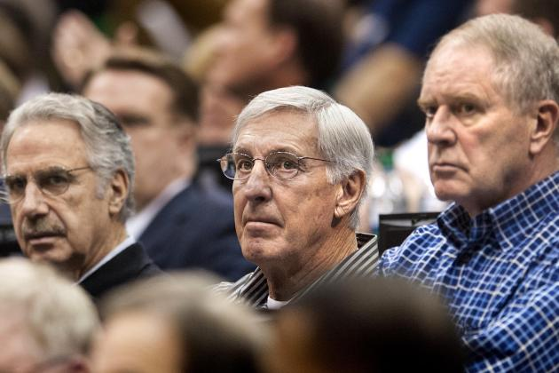 Utah Jazz Exec Kevin O'Connor Denies Report of Stepping Down