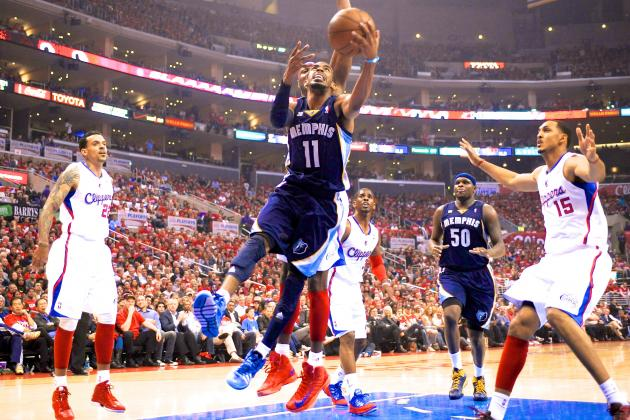 Memphis Grizzlies vs. L.A. Clippers: Game 5 Score, Highlights and Analysis