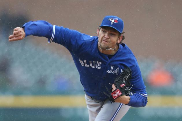 Will Josh Johnson, Other Blue Jays Stars Become Trade Bait This Summer?