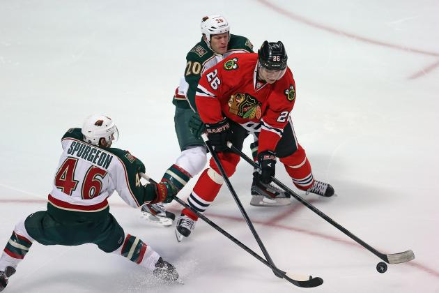Minnesota Wild: Reaction from Stanley Cup Playoffs Game 1 vs. Chicago Blackhawks