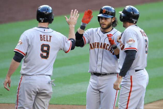 San Francisco Giants: April Report Card by Category