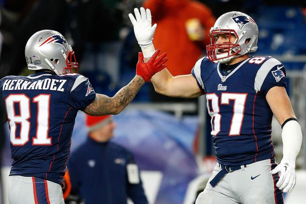 Breaking Down Why the Two-Tight End Offense Is the Best in the NFL