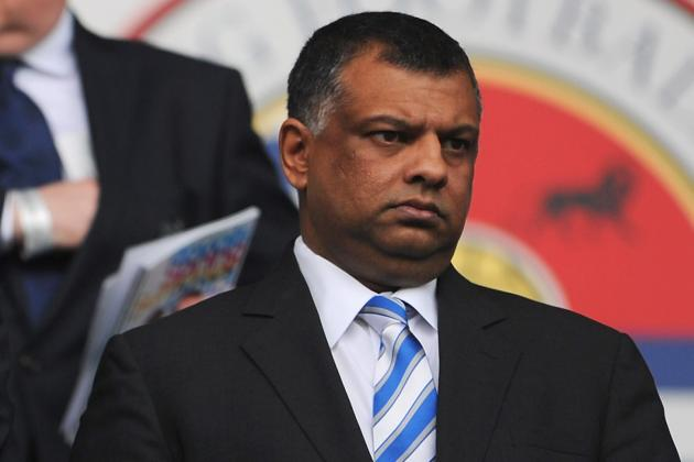 QPR Chairman Tony Fernandes Says the Club Have a Transfer Policy in Place