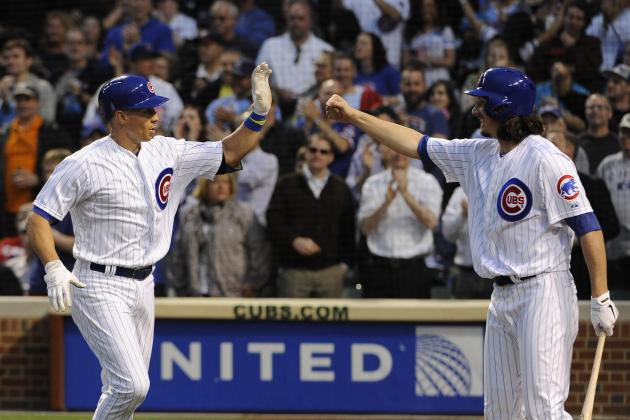 Chicago Cubs: Winners and Losers from First Month of Action