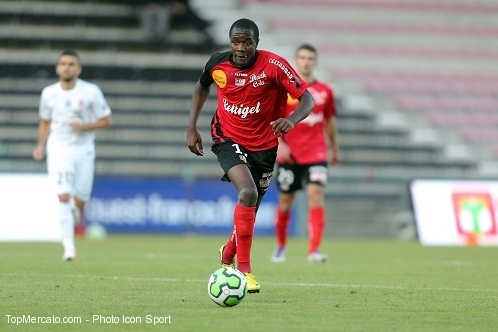 Scouting Guingamp's Gilbert 'Gianelli' Imbula: Rumoured Arsenal Transfer Target