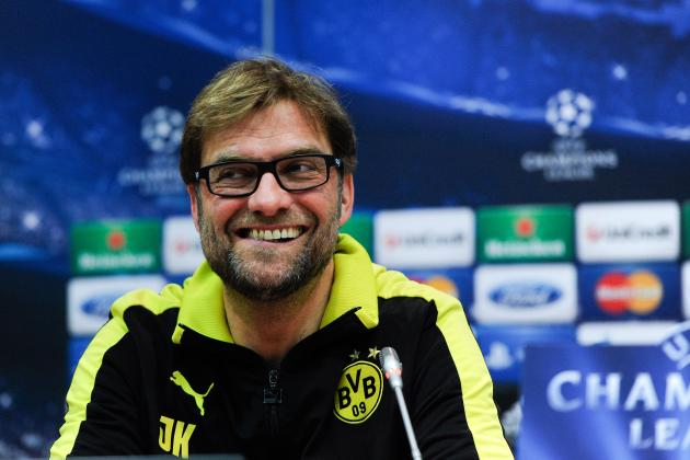 Borussia Dortmund: Why Jurgen Klopp Won't Worry About Robert Lewandowski's Exit