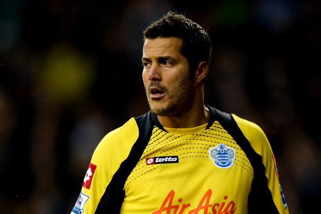QPR Goalkeeper Júlio César Wanted by Roma