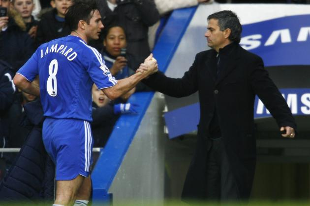 Chelsea: Jose Mourinho Is Key to Frank Lampard's Future at Stamford Bridge