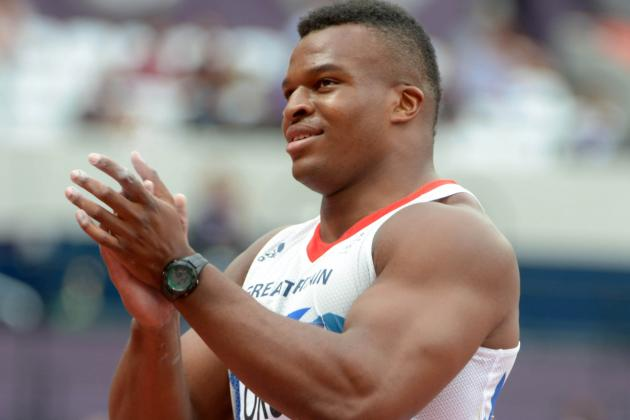 Lawrence Okoye: 'I'm Not Going to Put Any Limits on Myself'