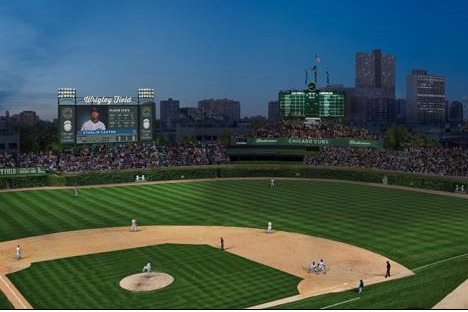 Proposed Cubs' Wrigley Restoration Plan