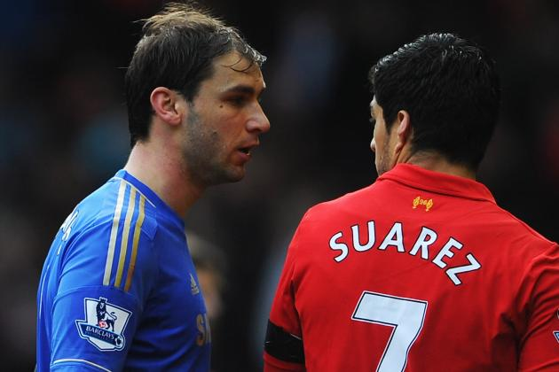 Ivanovic Forgives Suarez for Bite
