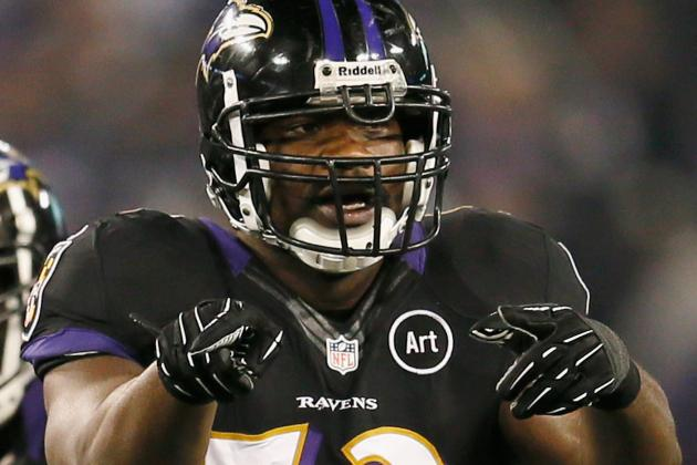 Ravens Linebacker Jameel McClain Upbeat About Medical Outlook