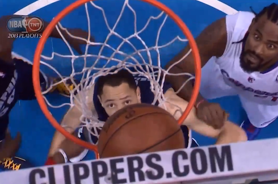 Tony Allen's Shot Came to a Stop on the Rim