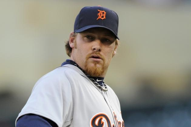 Tigers Place Phil Coke on DL with Groin Strain; Recall Jose Ortega