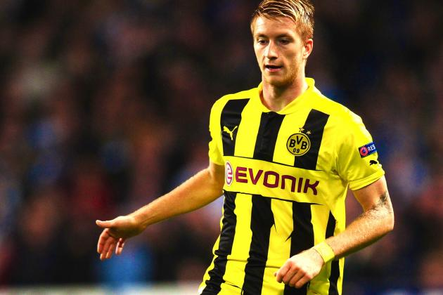 Marco Reus: Is Borussia Dortmund Winger Mario Goetze's Replacement as a No. 10?