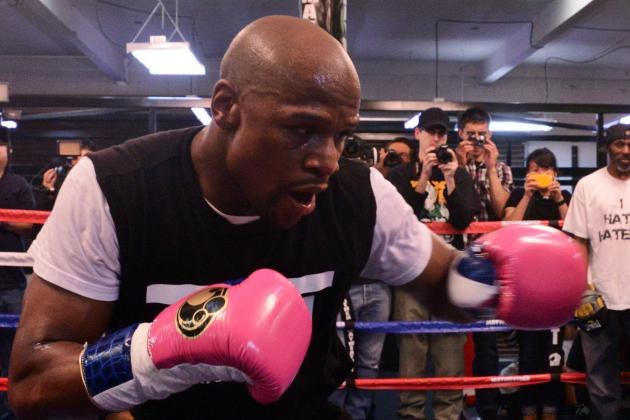 Mayweather Rips Guerrero's Resume, Talks Cotto