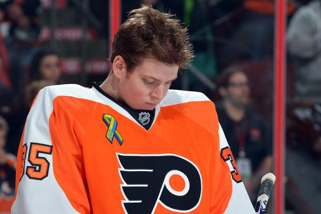 With or Without Bryz as Partner, Mason's Future with Flyers Looks Bright