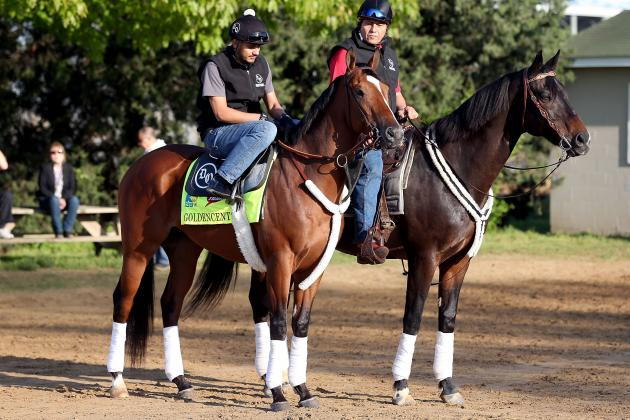 Kentucky Derby 2013: Horses with Best Odds of Winning at Churchill Downs