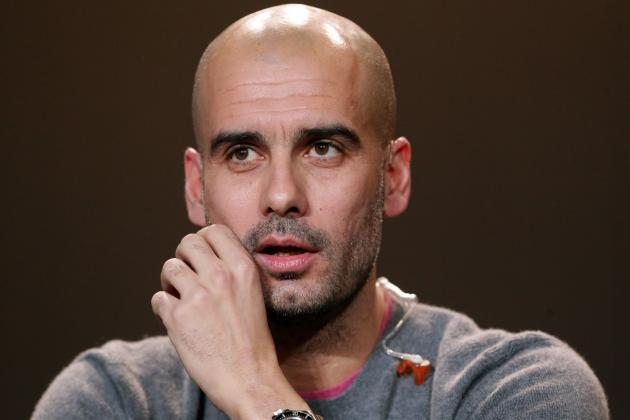 Pep Guardiola Says 'Anything Can Happen' Between Bayern, Barca