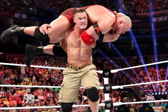 WWE Extreme Rules 2013: John Cena vs. Ryback Should Be a Last Man Standing Match