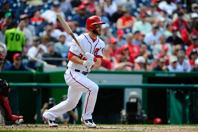 Washington Nationals: Bryce Harper's Journey to Stardom Chronicled