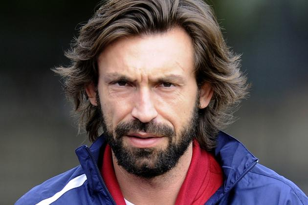 Pirlo Almost Joined Madrid, Barca