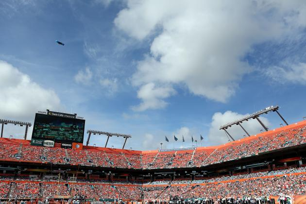 Dolphins Make Stadium Funding Pitch About Jobs