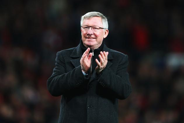 Manchester United Manager Sir Alex Ferguson: Football's Great Chameleon