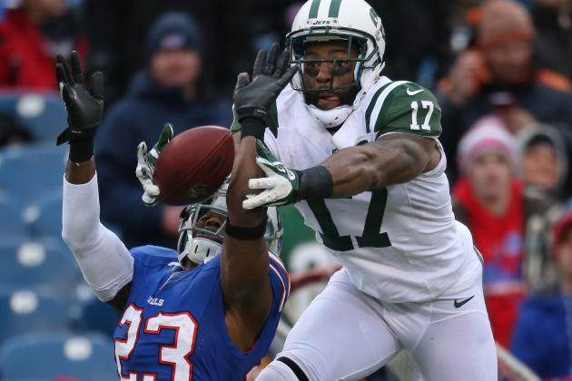 Braylon Edwards Could Return to the Jets