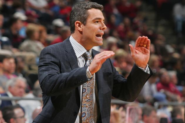 Coach Tony Bennett Says UVa 'at a Good Spot'
