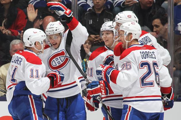 Montreal Canadiens Trying to Shoot Down the Critics Heading Into Playoffs