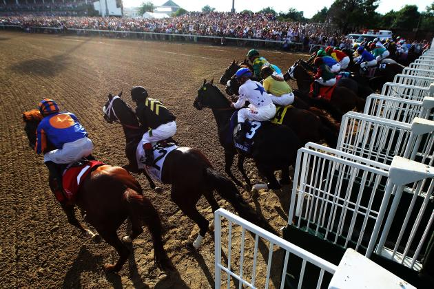 Kentucky Derby 2013 Post Positions: Power Ranking the Best Slottings to Have