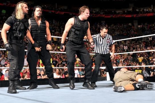 If Cena's Injured, the Shield Are the Best Option to Hold WWE Championship