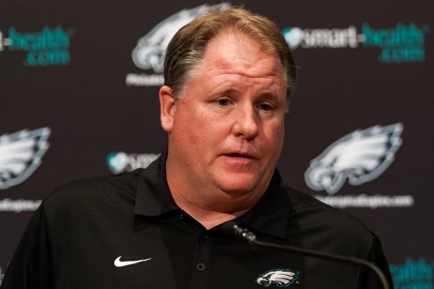 So Far, Chip Kelly Shows He's Willing to Adapt to NFL