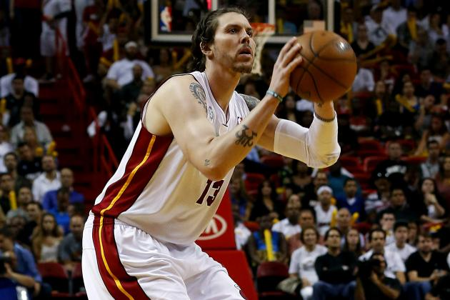 Heat's Mike Miller Supports Former Teammate Jason Collins