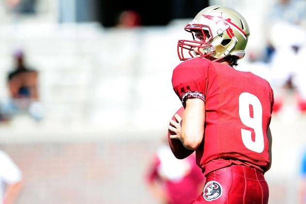 Former Florida State QB Clint Trickett Will Transfer to West Virginia